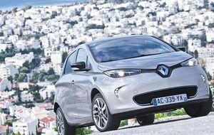 Foto: Renault Zoe