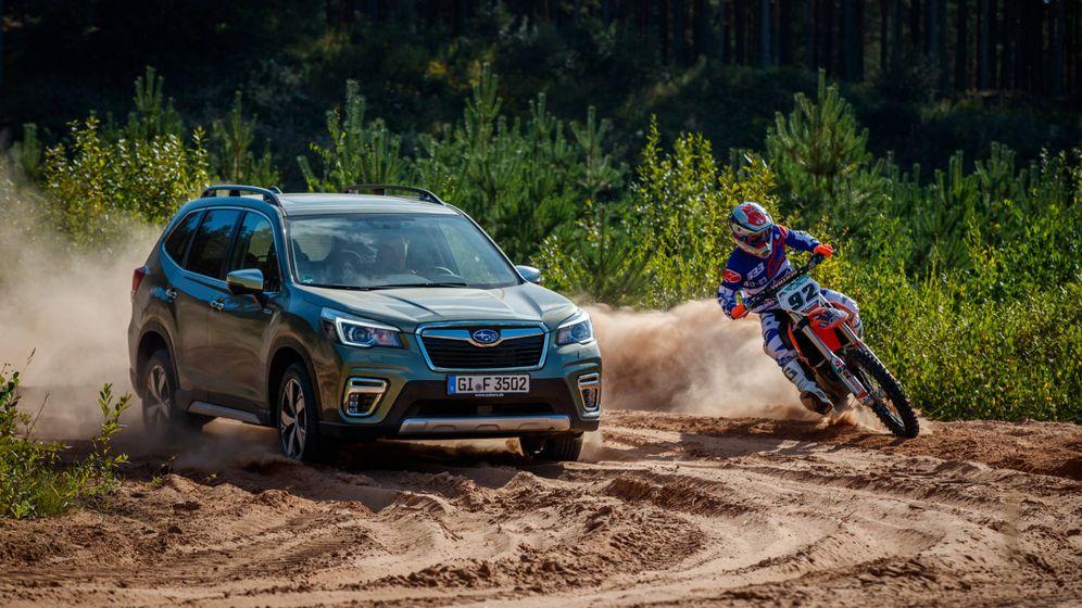 Foto: Los precios del Subaru Forester parten desde los 32.450 euros.