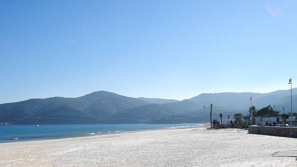 Foto: Playa de Getares.