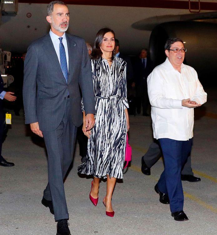 Llegada a La Habana. (EFE)