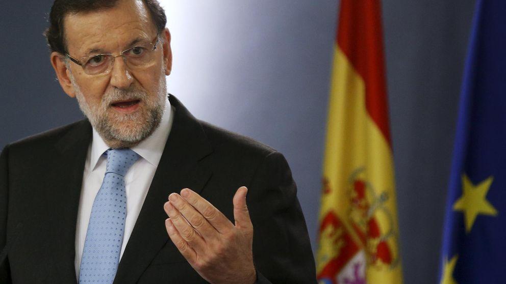 Rajoy garantiza contundencia en Cataluña: No me temblará la mano