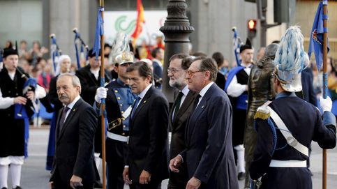 Rajoy condiciona las elecciones a recuperar el orden en Cataluña