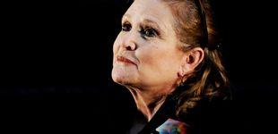 Post de Carrie Fisher murió por apnea del sueño