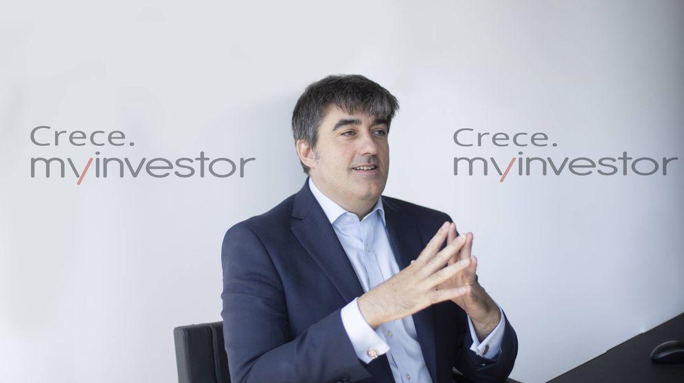Foto: Carlos Aso, consejero delegado de Andbank España y artífice de MyInvestor.