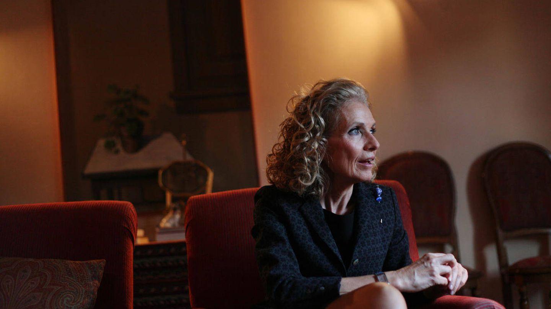Pilar González de Gregorio. (Foto: Enrique Villarino)