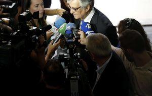El fiscal catalán se niega a seguir la orden de querellarse contra Mas