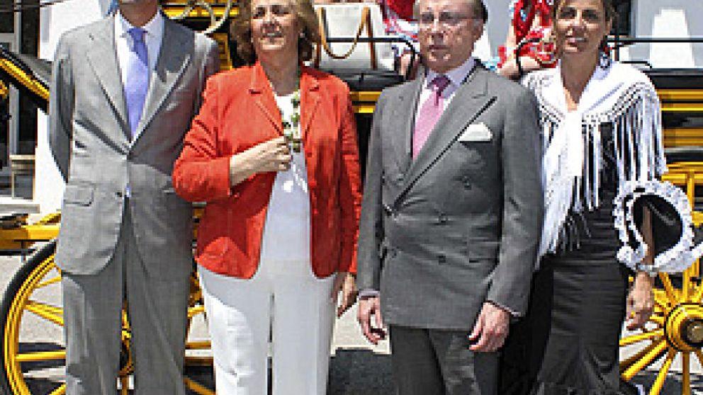 Ruiz Mateos casa a su hijo pequeño, Álvaro, con la hija del influyente abogado Suárez de Lezo