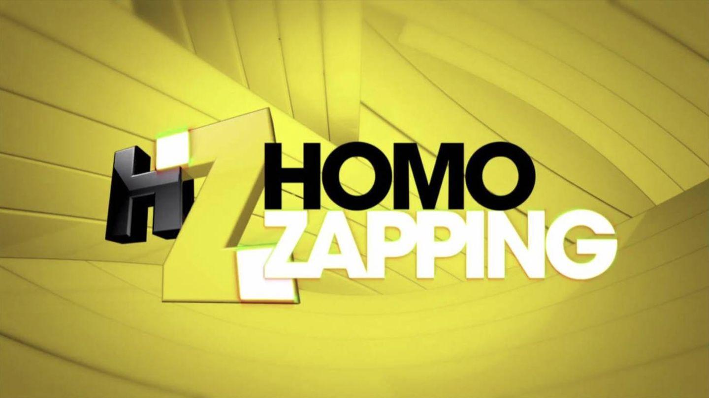 Logotipo del nuevo 'Homo Zapping'. (Atresmedia)