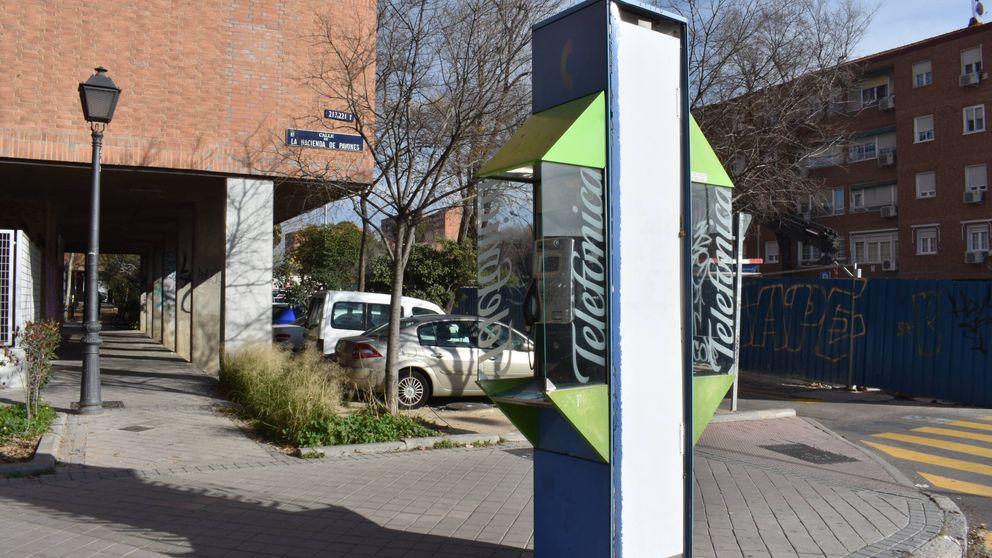 Esta es la cabina telefónica que más recauda de España... y no la usa nadie