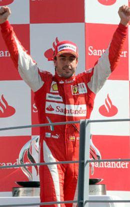 Foto: Alonso, elegido mejor deportista español de todos los tiempos por los lectores