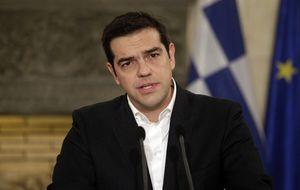Grecia: con euro, pero sin depósitos