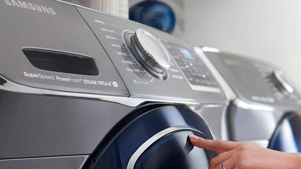 Samsung retira 2,8 millones de lavadoras en EEUU por riesgos de seguridad