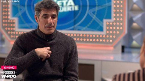 Jorge Fernández habla con Cristina Pardo de la grave enfermedad que sufrió