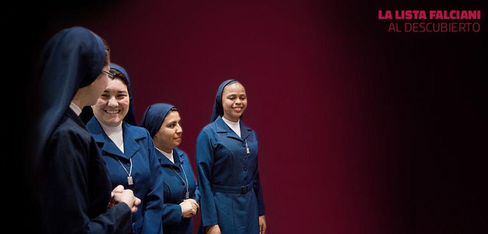 Foto: El Instituto de Religiosas de San José de Gerona llegó a tener 2,7 millones en Suiza