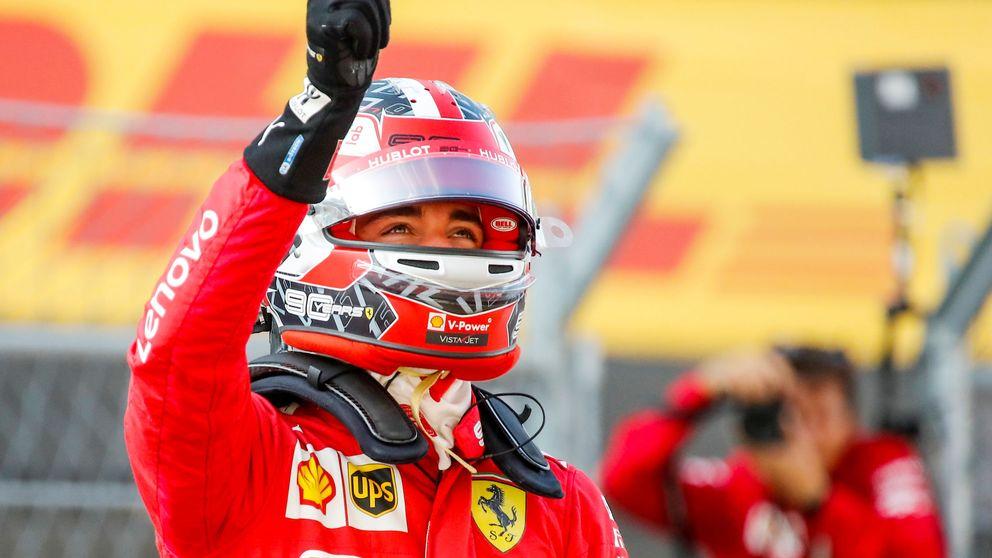 Cómo Mercedes ya ni huele a Ferrari los sábados con su 'jet mode'