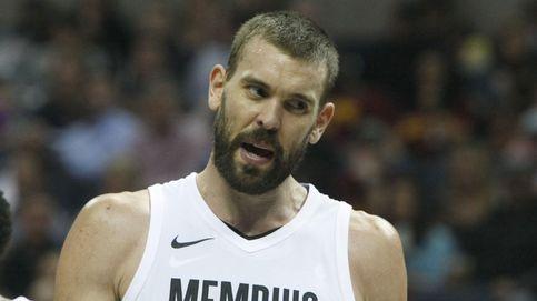 Un frustrado Marc Gasol no encaja con una epidemia en la NBA llamada 'tanking'