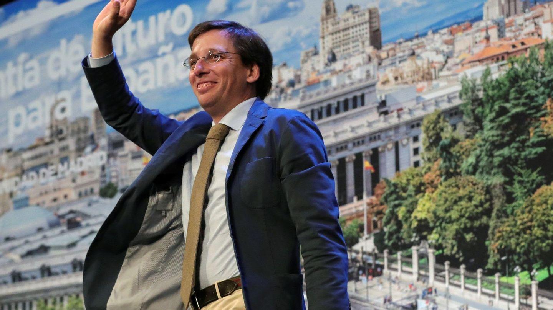 José Luis Martínez-Almeida. (EFE)