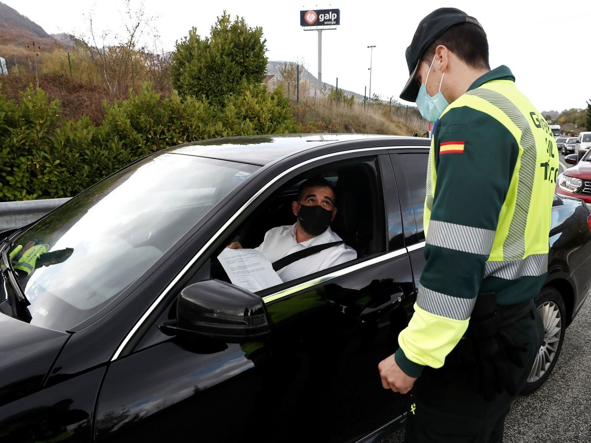 Foto: Policía Local (EFE/Jesús Diges)