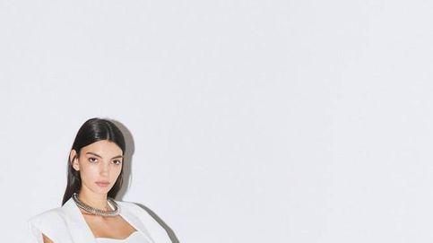 Short y top canalé: el look total white de Sfera con el que triunfar es pan comido