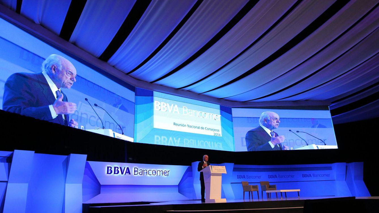 Foto: El presidente del Grupo BBVA, Francisco González. (EFE)
