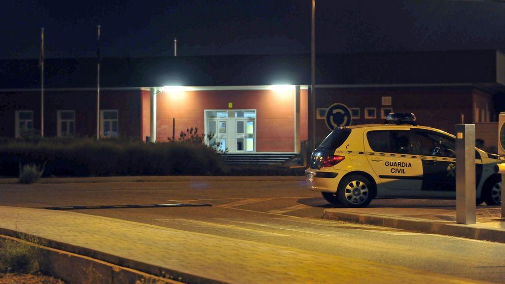 Foto: Cárcel de Estremera. (EFE)