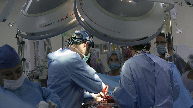 Los anestesistas son cada vez más codiciados ante el aumento de procedimientos quirúrgicos. (EFE)