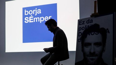 Borja Sémper 'canta' sus propuestas gracias a Erentxun