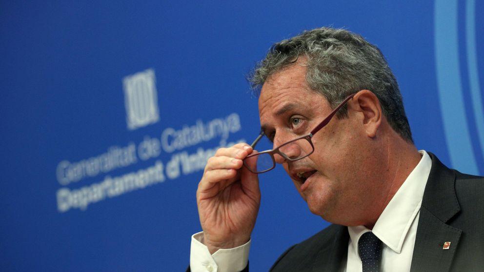Joaquim Forn: de ser golpeado por la Policía a comandar a los Mossos