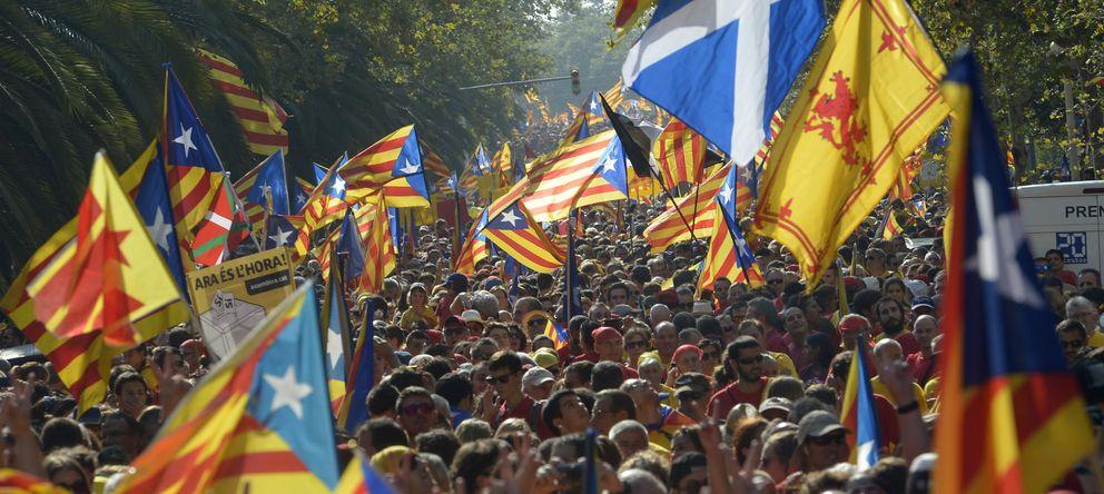 El negro panorama de una Cataluña independiente: 34% de paro, caída brutal del PIB…