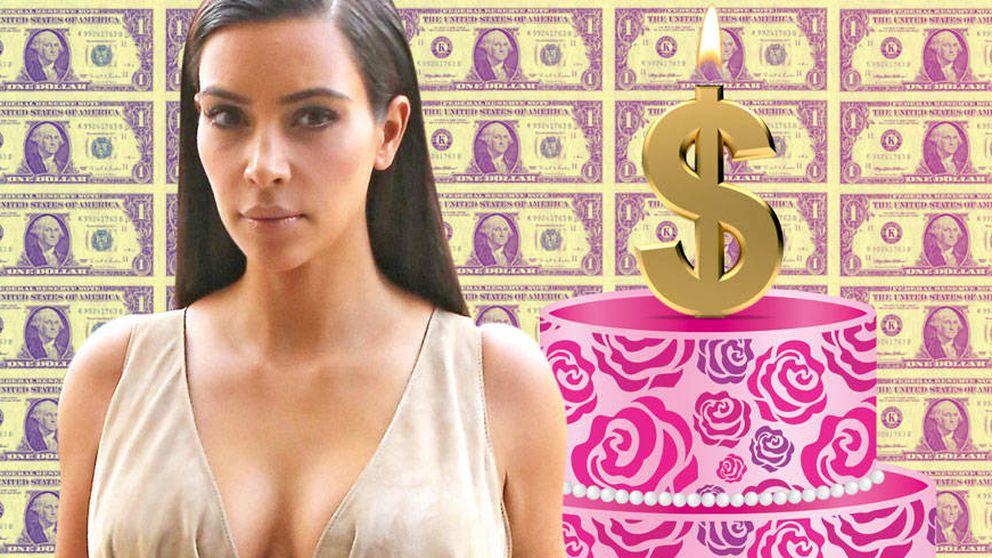 Kim Kardashian: 37 años y un imperio de 145 millones de euros