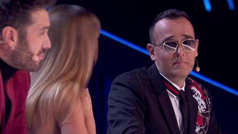 'Got Talent': Edurne y Dani se enfrentan a Risto por una dura valoración