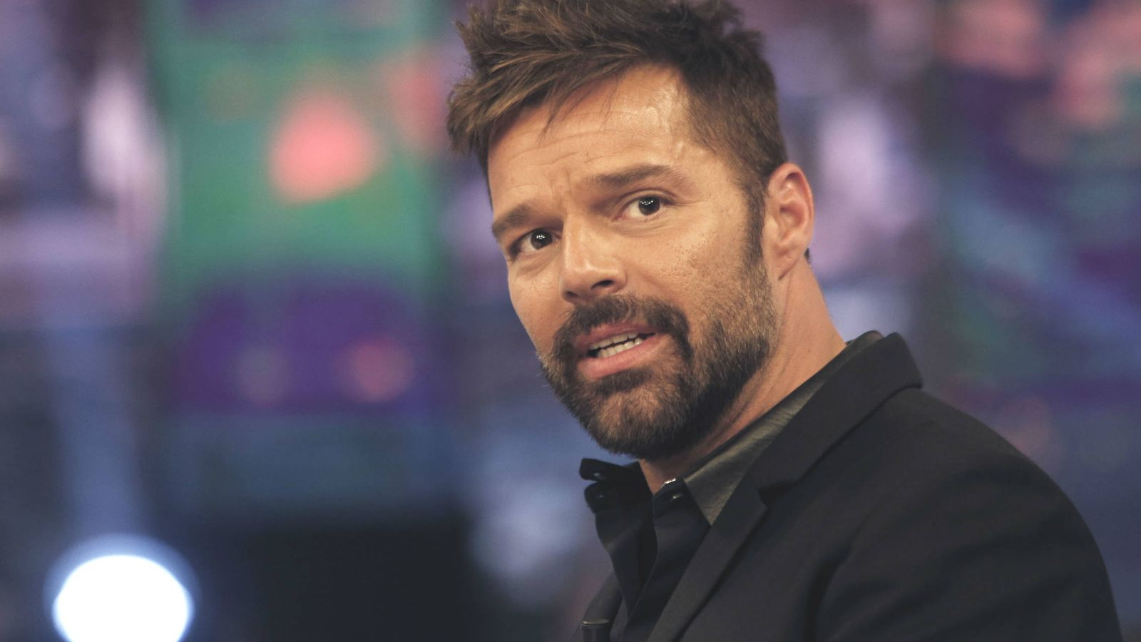 Foto: Ricky Martin en 'El hormiguero'. (Gtres)