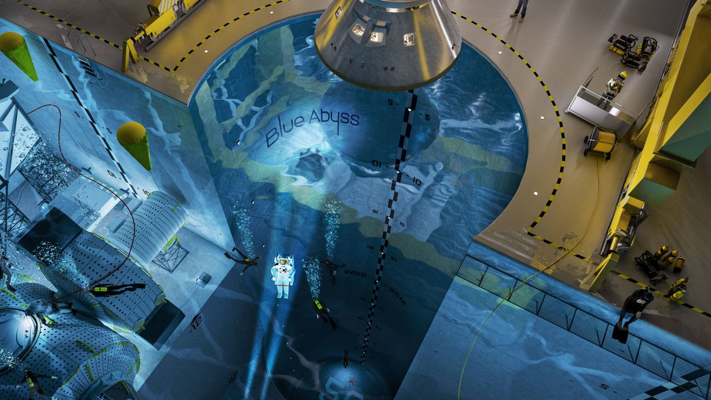 La piscina en la que puedes sumergir entero el SpaceX Starship