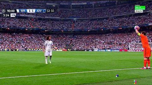 Los memes del saque de banda de Casillas ante la Juventus