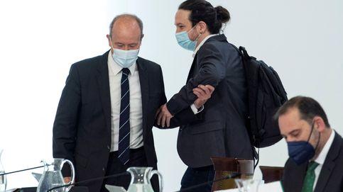 Iglesias refuerza su equipo negociador dentro del Gobierno