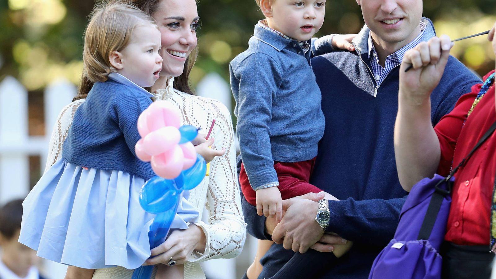 fcd1e26c73 Familia Real Británica  Los duques de Cambridge preparan su mudanza a  Londres