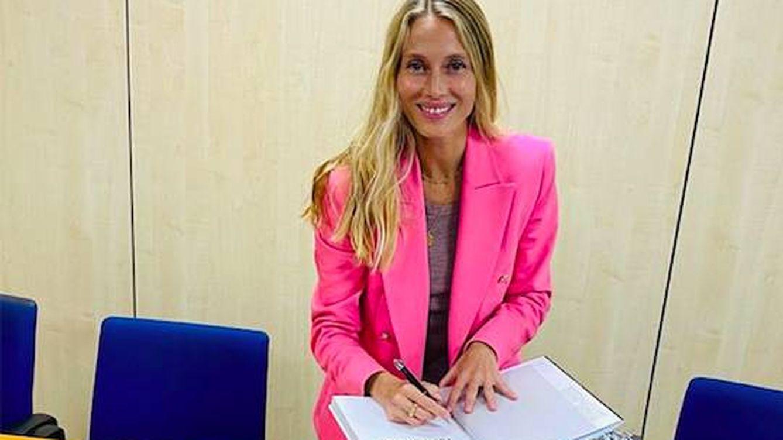 De Vanesa Lorenzo a Ashley Graham: así se ha hecho el 'pink suit' con Instagram