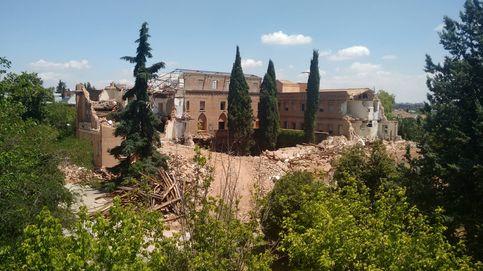 ¿Quién ha derribado este convento? El pelotazo maldito de las monjas
