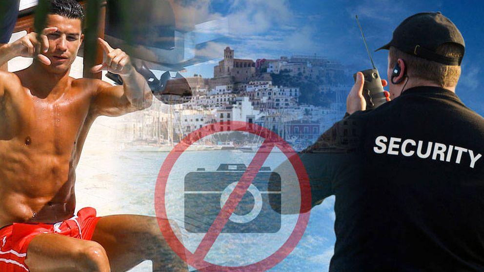 Cristiano ordena a sus 'gorilas' borrar las fotos de los clientes de un local