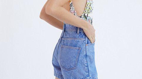 Parfois nos conquista con unos pantalones cortos que favorecen y combinan con todo