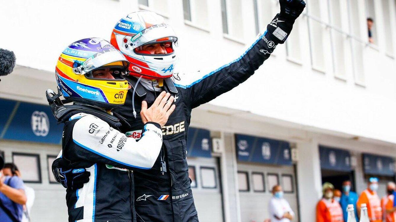 Los 'marrones' que Esteban Ocon ha tenido que comerse para ganar en la Fórmula 1