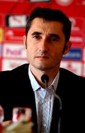 El Olympiacos anuncia el fichaje del técnico español Ernesto Valverde
