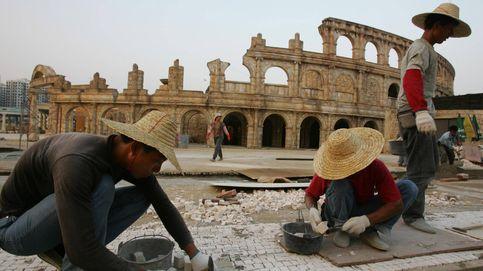 Monumentos emblemáticos del mundo... en China