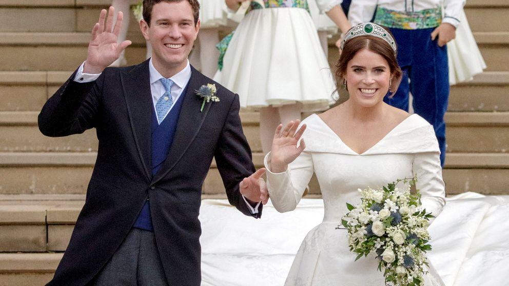 Eugenia de York y Jack Brooksbank: el álbum de fotos de su boda
