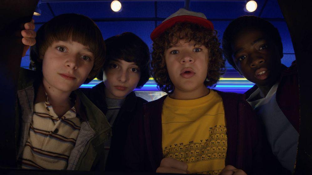 Foto: 'Stranger Things' muestra nuevas imágenes de su segunda temporada.