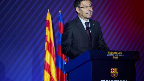 El presidente del Barcelona visita a los políticos presos en la cárcel de Lledoners