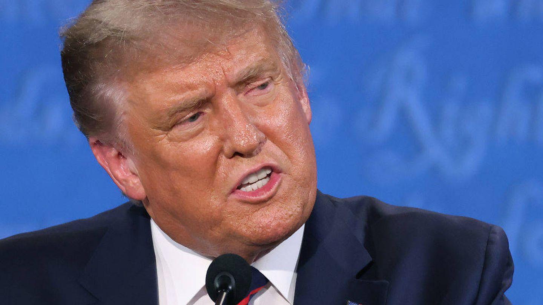 Donald Trump, en una imagen de archivo. (Getty)