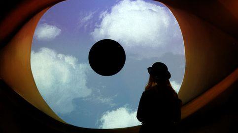 Magritte en el Atomium