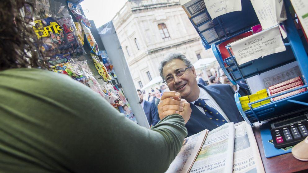 Zoido o cómo tener agenda de ministro del Interior sin salir de Sevilla