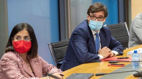 Última hora del coronavirus, en directo | Los ministros Illa y Darias comparecen tras el Consejo Interterritorial de Salud